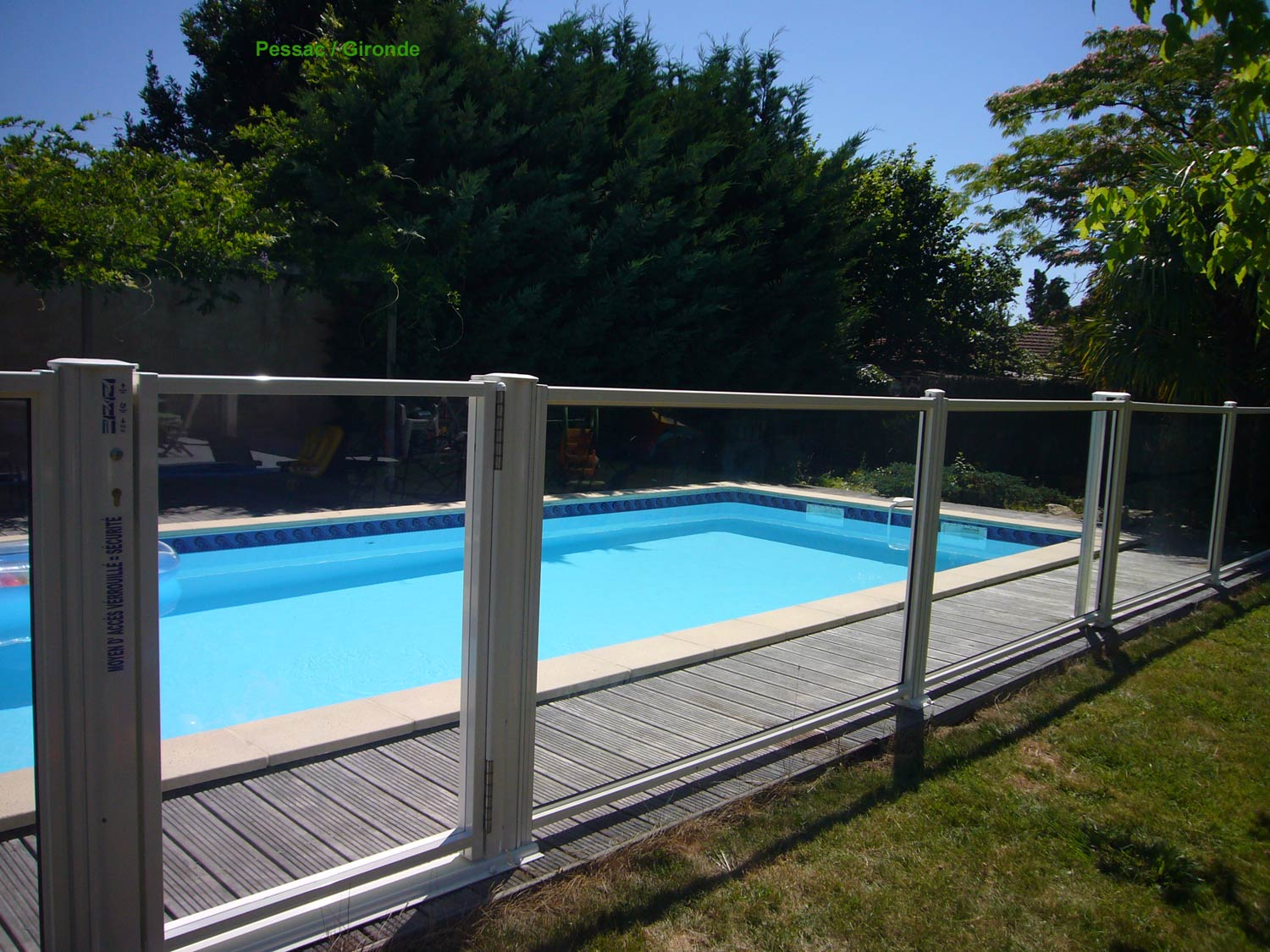 Quelques liens utiles for Barrieres protection piscine